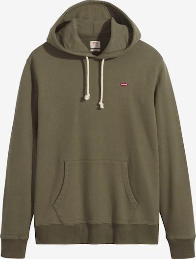LEVI'S Sweatshirt in khaki, Produktansicht