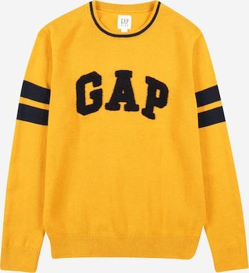 GAP Kampsun, värv kollane
