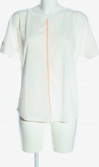 ROCKGEWITTER T-Shirt in S in hellorange / wollweiß, Produktansicht