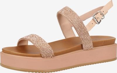 INUOVO Sandalen met riem in de kleur Pink, Productweergave