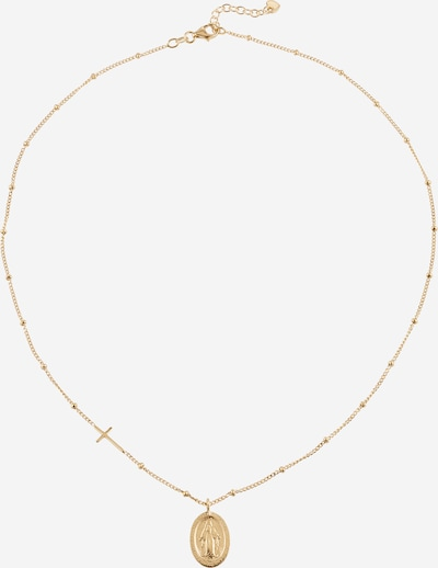 Collana 'Kreuz, Marienbild' ELLI di colore oro, Visualizzazione prodotti