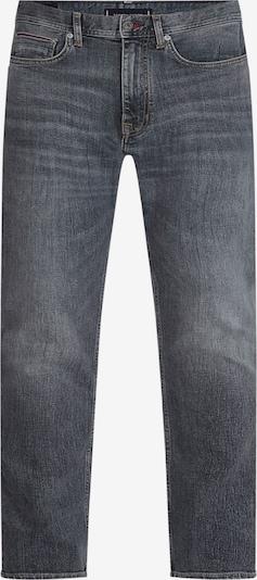 TOMMY HILFIGER TH Jeans Houston Tapered in black denim, Produktansicht