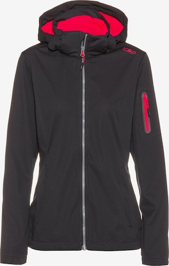 CMP Športna jakna | barva blata / fuksija barva, Prikaz izdelka