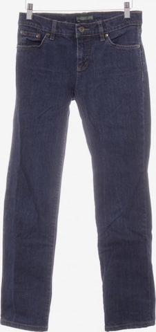 Lauren Jeans Co. Straight-Leg Jeans in 27-28 in Blau