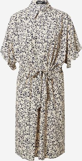 SOAKED IN LUXURY Kleid 'Saphira' in beige / dunkelblau, Produktansicht