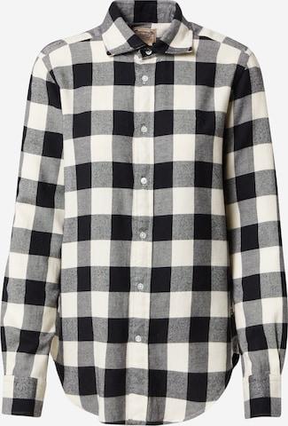 Camicia da donna 'GEORGIA' di Polo Ralph Lauren in nero