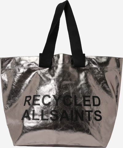 AllSaints Shopper 'Acari' - čierna / strieborná, Produkt