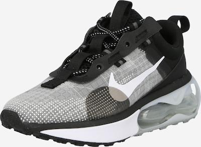 Nike Sportswear Niske tenisice 'AIR MAX 2021' u siva / crna / bijela, Pregled proizvoda