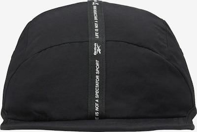 REEBOK Cap in schwarz / weiß, Produktansicht