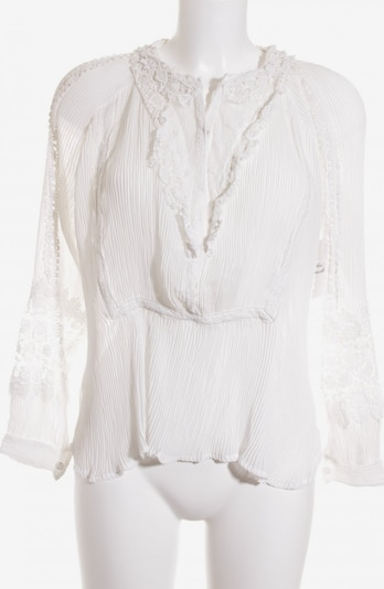 CHICWISH Blouse & Tunic in S in Wool white, Item view