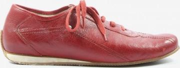 Walbusch Schnürschuhe in 40 in Rot