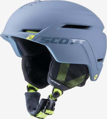 SCOTT Helmet 'Symbol 2 Plus' in Blue