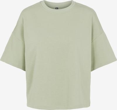 PIECES Sweat-shirt 'Chilli' en vert pastel, Vue avec produit