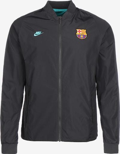 NIKE Veste de sport 'FC Barcelona' en bleu / noir, Vue avec produit
