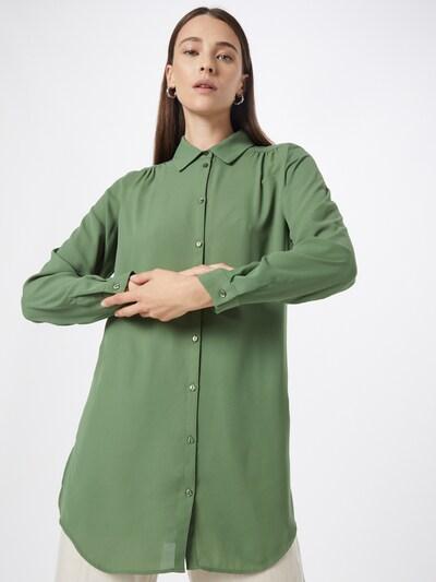 VILA Bluse in apfel, Modelansicht