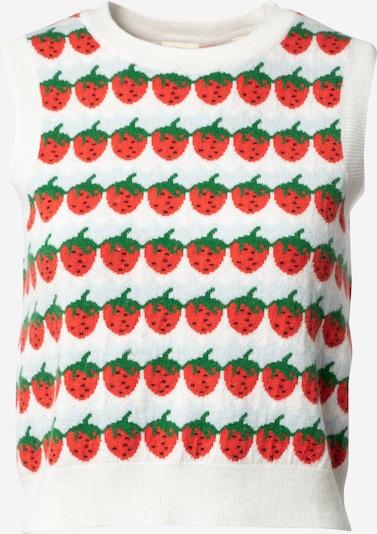 Pullover LEVI'S di colore azzurro / verde / rosso / nero / bianco, Visualizzazione prodotti