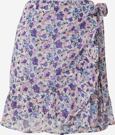 JDY Falda 'ALICE' en azul claro / verde / lila / rosa / blanco, Vista del producto