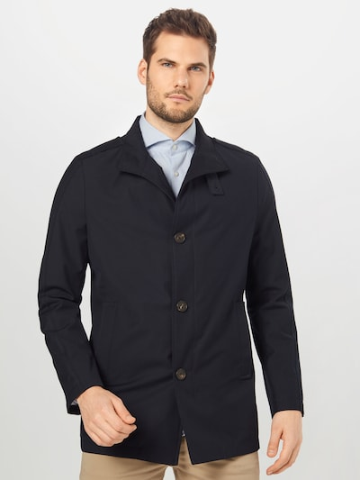 Cappotto di mezza stagione 'CISCAD' CINQUE di colore blu cobalto, Visualizzazione modelli