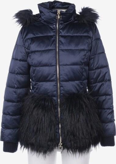 Elisabetta Franchi Winterjacke / Wintermantel in S in dunkelblau, Produktansicht