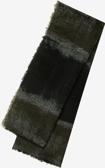 CODELLO Schal in oliv / schwarz, Produktansicht