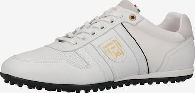 PANTOFOLA D'ORO Zemie brīvā laika apavi, krāsa - Zelts / balts, Preces skats