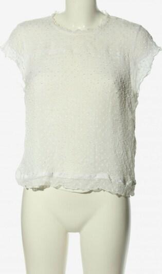 ONLY ärmellose Bluse in M in weiß, Produktansicht