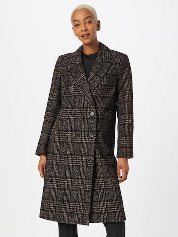 Pimkie Between-seasons coat in Black