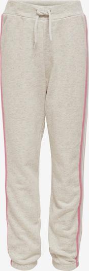 KIDS ONLY Bikses 'Gemma' raibi pelēks / persiku / rozā, Preces skats