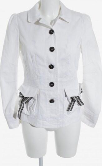 NVSCO Unisex-Blazer in S in weiß, Produktansicht
