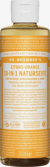Dr. Bronner's Naturseife 'Zitrus-Orange 18-in-1' in transparent, Produktansicht