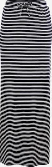 OBJECT (Tall) Rok 'STEPHANIE' in de kleur Donkerblauw / Wit, Productweergave