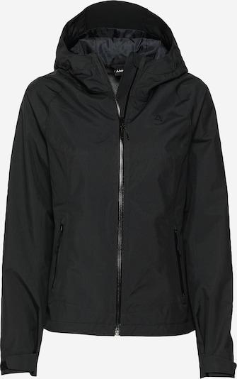 Schöffel Zunanja jakna | črna barva, Prikaz izdelka