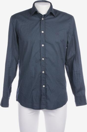 Marc O'Polo Businesshemd / Hemd klassisch in S in dunkelblau, Produktansicht