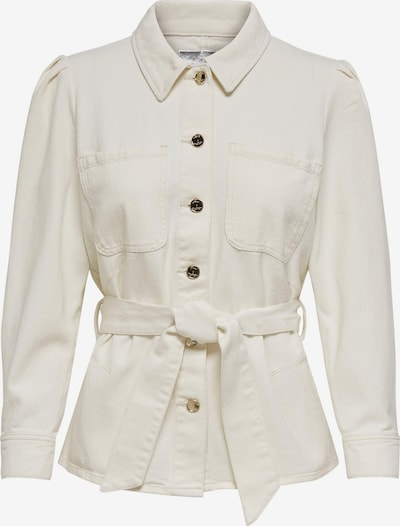 ONLY Jacke 'Melrose' in white denim, Produktansicht