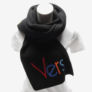 VERSACE Scarf & Wrap in One size in Black