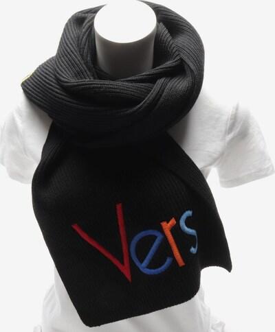 VERSACE Wollschal in One Size in mischfarben / schwarz, Produktansicht