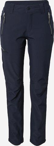 ICEPEAK Outdoorové nohavice 'Arcola' - Modrá
