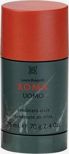 Laura Biagiotti Deodorant 'Roma Uomo' in grün, Produktansicht