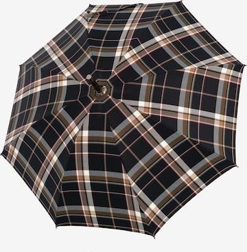 Doppler Manufaktur Regenschirm 'Kastanie Zürs' in Blau