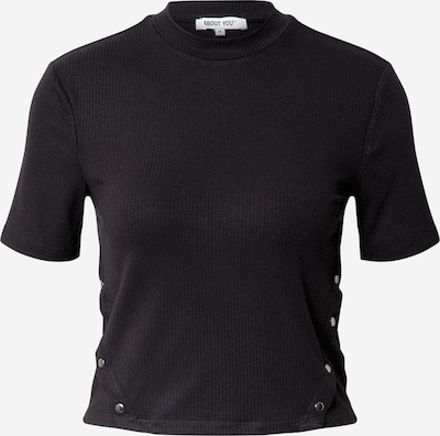 ABOUT YOU Shirt 'Gianna' in de kleur Zwart, Productweergave