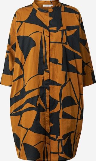 Masai Kleid 'Iosetta' in hellbraun / schwarz, Produktansicht