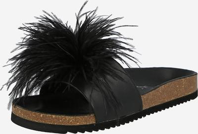 SUNSHINE Pantolette 'Jen' in schwarz, Produktansicht
