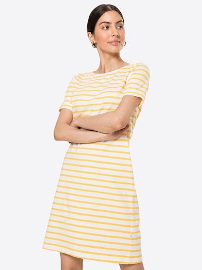 LTB Kleid 'NIHOZI' in ecru / gelb, Modelansicht