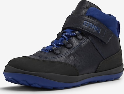 CAMPER Stiefel 'Peu Pista' in blau / schwarz, Produktansicht