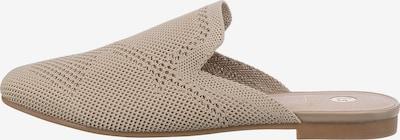 LA STRADA Pantolette in beige, Produktansicht