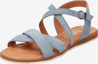 SIOUX Sandale ' Ingalisa-701 ' in hellblau, Produktansicht