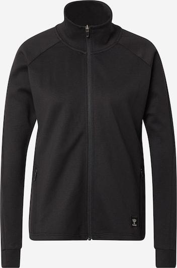 Hummel Athletic Zip-Up Hoodie 'Essi' in Black, Item view