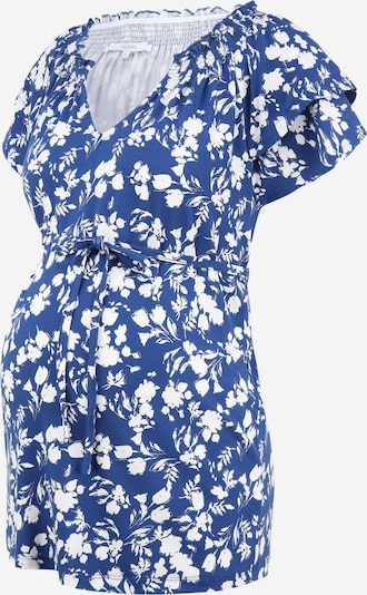 Noppies T-shirt ' Flint ' in blau / weiß, Produktansicht