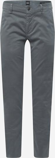 Pantaloni chino BOSS Casual di colore cachi, Visualizzazione prodotti