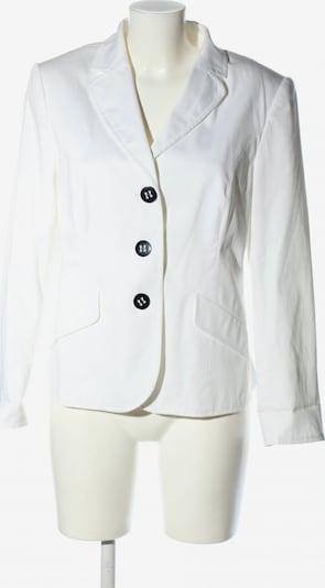 Peter Hahn Klassischer Blazer in L in weiß, Produktansicht